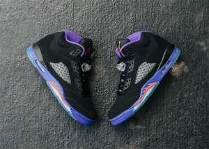 """Air Jordan 5 GS """"Raptors""""猛龙配色热门新闻"""